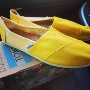2.16.2013 - My reception shoes! @bguthe