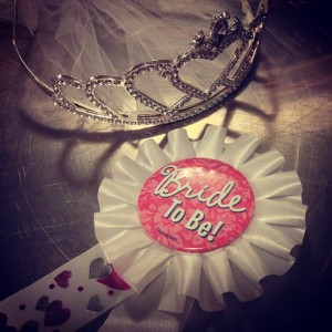 3.9.2013 - Bachelorette party night! So special. Thanks friends