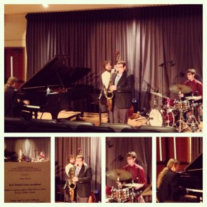 4.12.2013 - Kyle Bothof's recital. Such a great performance by all!